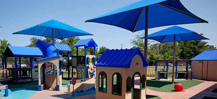 Rely On Us to Install Your Playground